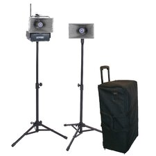 <strong>AmpliVox Sound Systems</strong> Wireless Hailer Kit