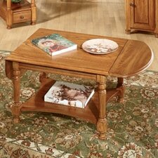 Marion County Coffee Table with Drop-Leaf