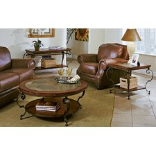 St. Augustine 5 PIece Coffee Table Set