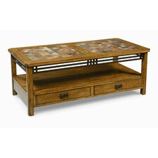 American Craftsman Coffee Table