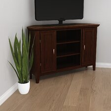 "<strong>Peters-Revington</strong> Metropolitan 48"" Corner TV Stand"