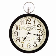 Round Wall Hanging Clock