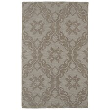 Imprints Classic Light Brown Solid Rug
