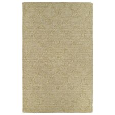 Imprints Modern Yellow Geometric Rug