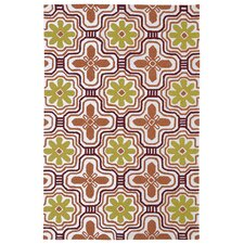 Matira Tangerine Indoor/Outdoor Rug