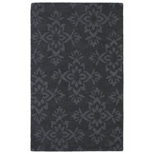 <strong>Kaleen Rug Co.</strong> Imprints Classic Charcoal Geometric Rug