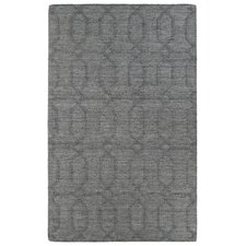 Imprints Modern Grey Geometric Rug