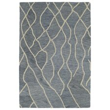 Casablanca Grey Geomatric Indoor/Outdoor Rug