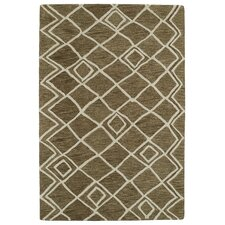 <strong>Kaleen Rug Co.</strong> Casablanca Brown Geomatric Rug