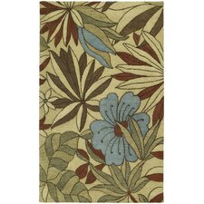 Calais Blooming Heights Ecru Rug