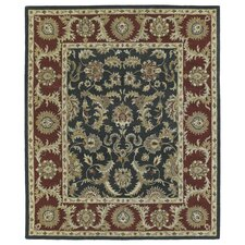 Solomon Graphite King David Rug