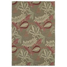 Kaleen Home & Porch Tybee Coffee Rug