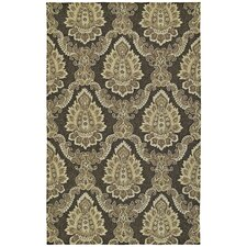 <strong>Kaleen Rug Co.</strong> Kaleen Home & Porch Cedar Hamock Brown Rug