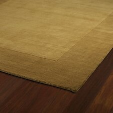 Regency Solid Kids Yellow Rug