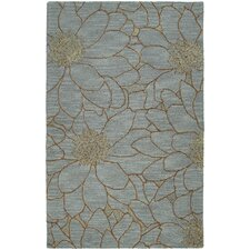 <strong>Kaleen Rug Co.</strong> Carriage City Park Azure Rug