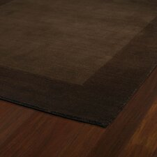 Regency Solid Kids Brown Rug