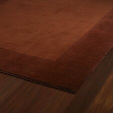 Regency Solid Kids Copper Rug