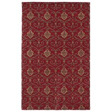 <strong>Kaleen Rug Co.</strong> Khazana Montega Red Rug