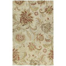Calais Hawaiin Bloom Linen Rug