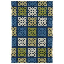 <strong>Kaleen Rug Co.</strong> Home and Porch Blue Rug