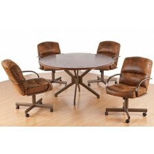 <strong>Tempo</strong> Dallas 5 Piece Dining Set