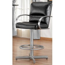 "<strong>Tempo</strong> Dallas 30"" Swivel Bar Stool with Cushion"