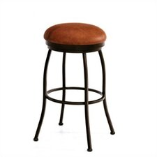 "Brazilia 26"" Bar Stool with Cushion"
