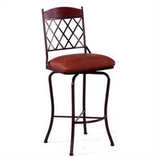 "Madrid 30"" Bar Stool with Cushion"