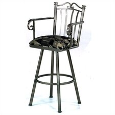 "Somerset 34"" Extra Tall Barstool w/ Arms"