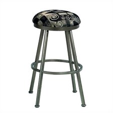 "Somerset 34"" Bar Stool with Cushion"