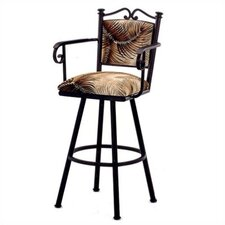 "Sonoma 26"" Arm Counter Stool"
