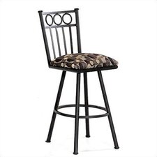 "Wilmington 30"" Bar Stool with Cushion"