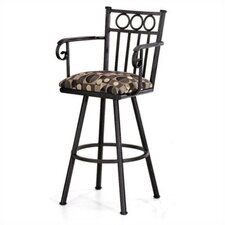 "Wilmington 26"" Counter Stool w/ Arms"