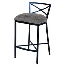 "Duncan 30"" Low Back Bar Stool"