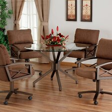 Tempo Amsterdam 5 Piece Dining Set