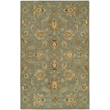 Pars Kashan Light Blue Rug