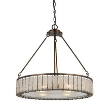 Ferrara 4 Light Drum Chandelier