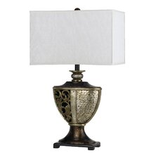 <strong>Cal Lighting</strong> Andria Table Lamp