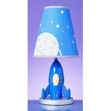 Juvenile Rocket Table Lamp