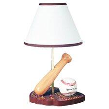 Juvenile Baseball Table Lamp
