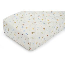 Basics Animal Quilted Playard Fitted Sheet