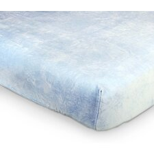Basics Velour Fitted Sheet