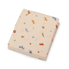 Basics Animal Fitted Sheet