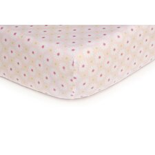 Basics Daisy Fitted Sheet