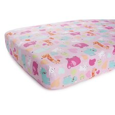 Basics Hippo Fitted Sheet