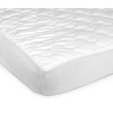 "Basics 4 Ply Quilted 0.5"" Mattress Pad"
