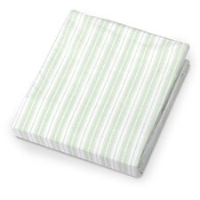 Basics Stripe Fitted Sheet