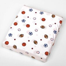Basics Sports Fitted Sheet