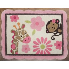 Jungle Jill Kids Rug