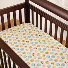 Jungle Play Fitted Sheet